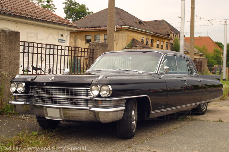 1963 Cadillac Fleetwood Sixty Special