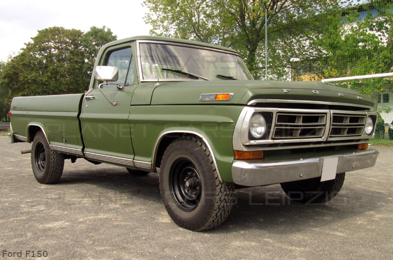 1971 Ford F150