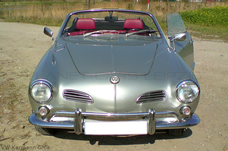 1970 VW Karmann-Ghia Typ 14