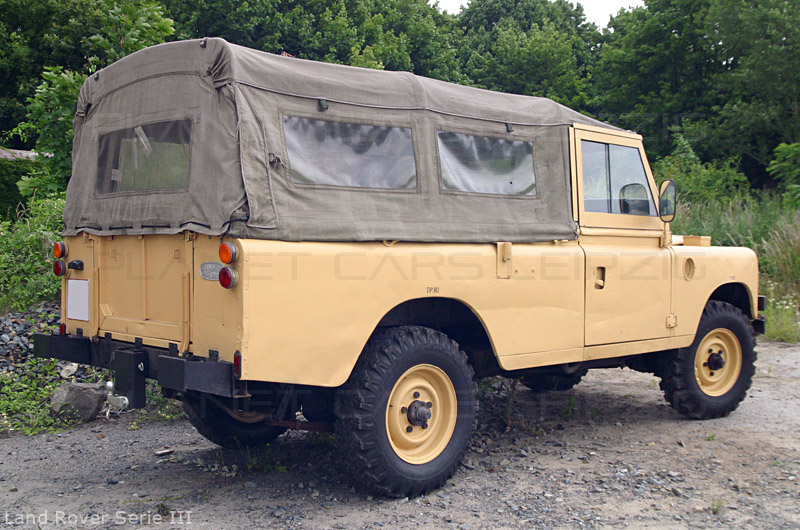 1976 Land Rover Serie III