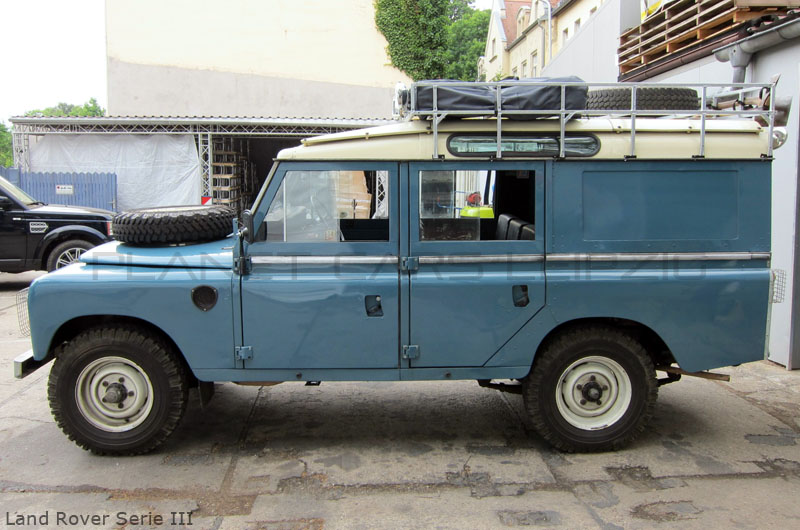 1981 Land Rover Serie III
