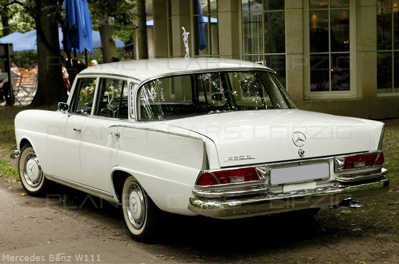 1964 MB 230S