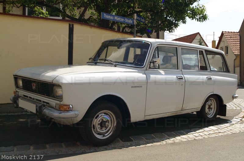 1978 Moskvich 2137