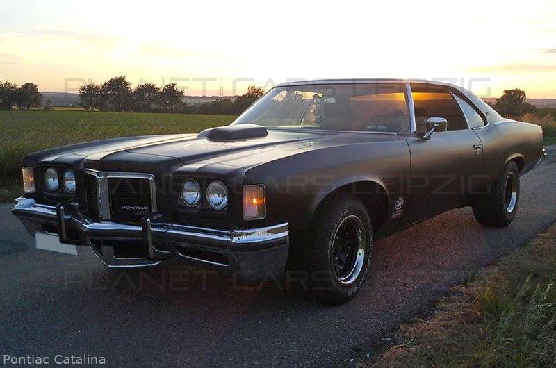 1972 Pontiac Catalina Coupe